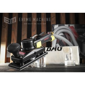 COMPACT TOOL コンパクトツール 吸塵式オービタルサンダー 875C2D|ehimemachine