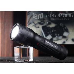 LEDLENSER LED フラッシュライト 220lm レッドレンザー P7QC 9407-Q|ehimemachine