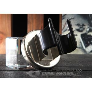 旭産業のロングセラー商品。ゲージボタル(タイヤゲージ)専用 マグネットホルダー。  強力マグネットで...