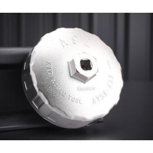 在庫有 [新商品] KTC AVSA-A92 カップ型オイルフィルタレンチ ニッサン NV350キャラバン (ディーゼル車)|ehimemachine
