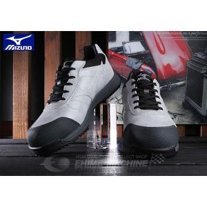 [新商品] ミズノ 安全靴 オールマイティ WF 防水タイプ C1GA180005 ワーキングシューズ|ehimemachine