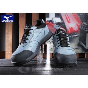 [新商品] ミズノ 安全靴 オールマイティ WF 防水タイプ C1GA180028 ワーキングシューズ|ehimemachine