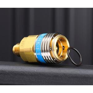 DENGEN 高圧用クイックカプラ(134a用) CP-HKF3|ehimemachine