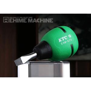KTC ソフトスタッビドライバ(マイナス) D9M-625
