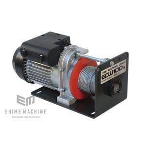価格を追求したシンプルな構造のDIY用電動ウィンチです。工夫次第でいろいろな用途に使用できます。  ...