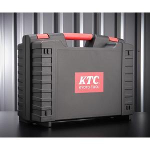 【1月の特価品】 KTC EK-100PH 軽量樹脂ケース(専用トレイ付) 工具箱|ehimemachine