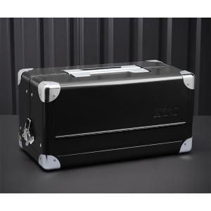 在庫少 KTC 両開きメタルケース ブラック EK-1AGBK 工具箱|ehimemachine