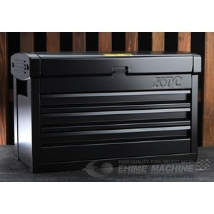 [キズモノ商品]  KTC EKR-103GBK-034 ツールチェスト ブラック|ehimemachine