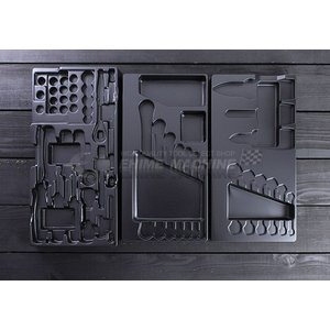 KTC EKR-103用 樹脂成型トレイ (3枚セット) EKR103-TRAY