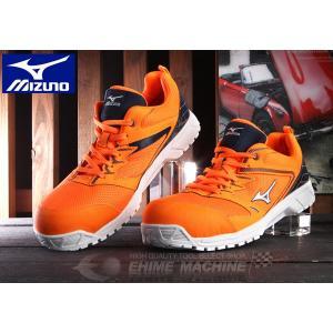 [新製品] ミズノ 安全靴 オールマイティ VS 軽量タイプ F1GA180354 ワーキングシューズ|ehimemachine