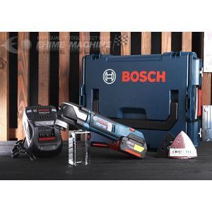 [新製品] BOSCH ボッシュ マルチツール (スターロックプラス) カットソー GMF 18V-28 (L-BOXX136付)|ehimemachine