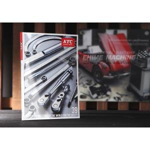 [限定5個] [ワンコインセール] KTC 工具 総合カタログ 最新版 KTC-No.39 ehimemachine