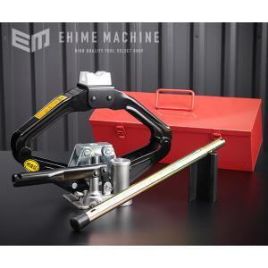 在庫有 マサダ 油圧式ジャッキ パンタグラフジャッキ 車載ケース付 MSJ-1000S|ehimemachine
