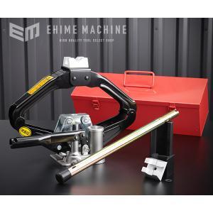 【6月の特価品】 マサダ 油圧式ジャッキ パンタグラフジャッキ 車載ケース付+交換用受金セット MSJ-1000S-SET|ehimemachine