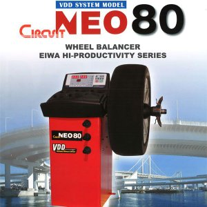 EIWA エイワ ホイールバランサー CIRCUIT NEO80