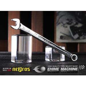 [新製品] NEPROS NMS2L-11/32 インチサイズ11/32 ロングコンビネーションレンチ ネプロス|ehimemachine