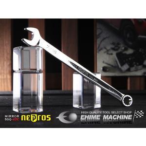 [新製品] NEPROS NMS2L-7/16 インチサイズ7/16 ロングコンビネーションレンチ ネプロス|ehimemachine