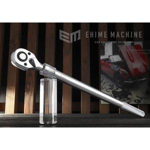 【SUMMER SALE】 TONE RH4EH 伸縮ラチェットハンドル (ホールドタイプ) 全長420〜560mm トネ|ehimemachine