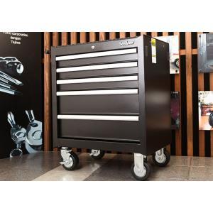 SEEDNEW シーズニュー 5段 ツールキャビネット (ブラック) S-R905BL|ehimemachine