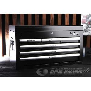 SEEDNEW シーズニュー 6引出しツールチェスト(ブラック) S-R906BL|ehimemachine