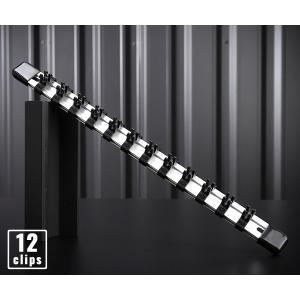 [新製品] TONE SH2312L 9.5sq. ソケットホルダー (アルミタイプ) トネ|ehimemachine