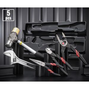 【1月の特価品】 KTC SK005M-SC モンキー他豪華5点セット(PSL-150,PN1-150,PJ-200,WMA-250,UD7-10)|ehimemachine