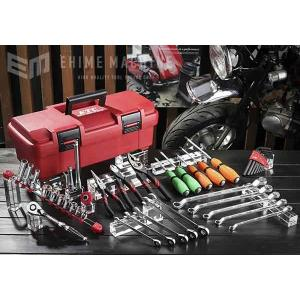 持ち運びに便利な、新発売のラージサイズ軽量樹脂片開きケース採用。 プロが選ぶ工具を暮らしの中へ。 厳...