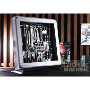 KTC 9.5sq. 56点工具セット SK35619SF デスクトップスタンド付き(特典付)EKS-103採用据え置きタイプツールセット|ehimemachine