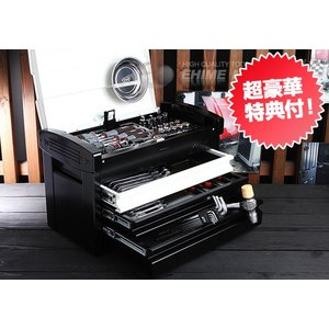 在庫有 KTC 工具セット 9.5sq. 66点ツールセット ホワイト×ブラック (特典付) SK36617EWH|ehimemachine