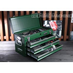 在庫有 KTC 工具セット 9.5sq./65点セット (特典付) SK3660GXGREM|ehimemachine