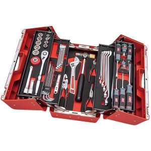 在庫少 KTC 12.7sq. 52点工具セット SK45219P (豪華特典付)SK330P-M採用  大型車・重機・農機用ツールセット|ehimemachine