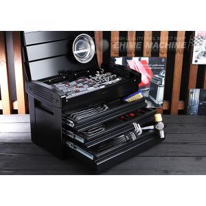 在庫有 KTC 工具セット 12.7sq. 59点ツールセット ブラック (豪華特典付) SK45918EGBK ehimemachine