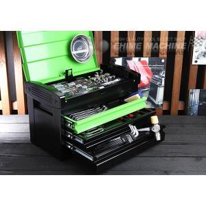 在庫有 KTC 工具セット 12.7sq. 59点ツールセット グリーン×ブラック (豪華特典付) SK45918EGR ehimemachine