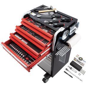 [メーカー直送品] KTC 220点工具セット SK8019AEX(特典付)EKX-118採用プロフェッショナルモデル|ehimemachine
