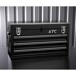 【今月の特価品】 KTC ツールチェスト ブラック SKX0213BK (ネプロスカレンダー特典付)|ehimemachine