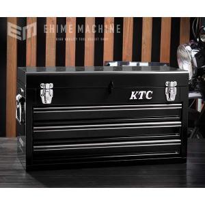[キズモノ商品] KTC ツールチェスト(ブラック) SKX0213BK-021|ehimemachine