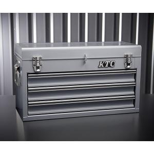 【5月の特価品】 KTC ツールチェスト メタリックシルバー SKX0213S|ehimemachine