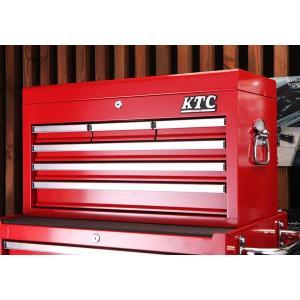 KTC ツールチェスト 4段6引出し SKX3306の商品画像