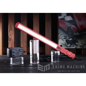 [5月の特価品] LED作業灯 スキニーライト 長時間点灯用 超薄型ワークライト SL500|ehimemachine