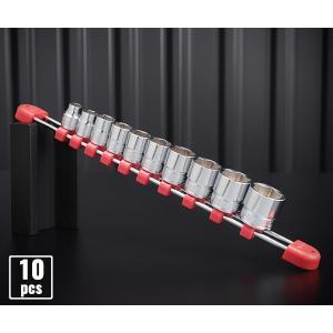 在庫有 KTC TB310EM 9.5sq.六角ソケット10点オリジナルセット|ehimemachine
