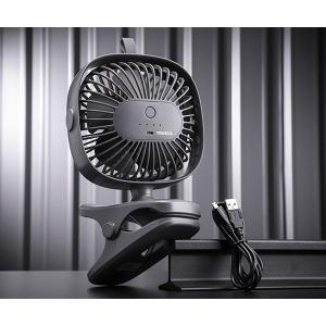 TRUSCO 充電式クリップファン クリップ式 卓上式 2WAY CLFN-GY 暑さ対策 トラスコ|EHIME MACHINE