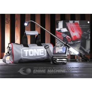 在庫有 [80周年SALE] TONE トネ TSX1170 ツールバッグセット(ミニドラムセット)|ehimemachine