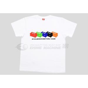 KTC カラフル工具箱 Tシャツ YG-144|ehimemachine