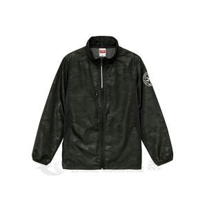 [数量限定販売]【在庫有】  KTCグッズ スタンドジャケット ウッドランドブラック YG-164|ehimemachine