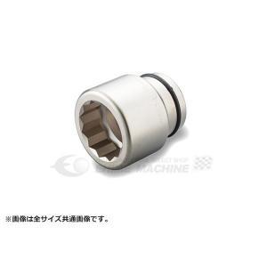 TONE トネ 38.1sq. インパクト用ソケット 12角 110mm 12AD-110
