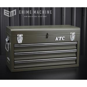【KTC】 SKX0213ODEM ツールチェスト オリーブドラブ EHIME MACHINEオリジナルカラー ehimemachineyshop