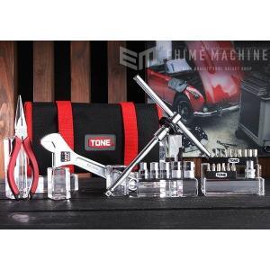 【整備セール2020】 TONE TSA3170 メカニック用 9.5sq. 27点ツールバッグセット トネ|ehimemachineyshop