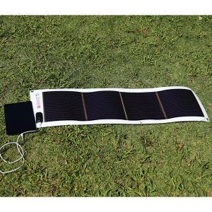 日本製 10.8W どこでも発電 OS オーエス ソーラーシートチャージャー GN-100|ehome|03