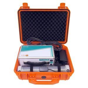 「32W-12V モバイルソーラーシート + ポータブル蓄電池 + 防水ハードケース」 モバイルソーラー防水セット GSS-1032B-S1(オーエス)|ehome