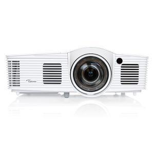 短焦点 フルHD 2800lm DLPプロジェクター Optoma オプトマ GT1080(1080p/3D対応/25000:1/HDMI/リモコン)|ehome